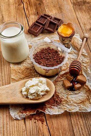 desserts - tiramisu delizia