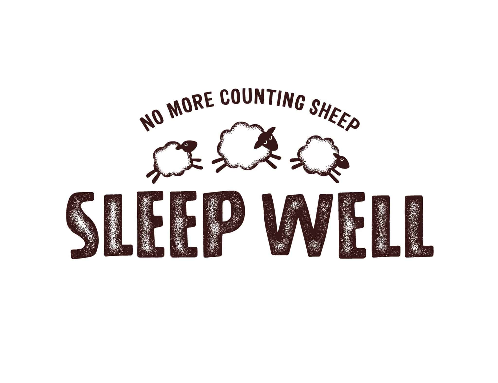 Sleep-Well milk logo
