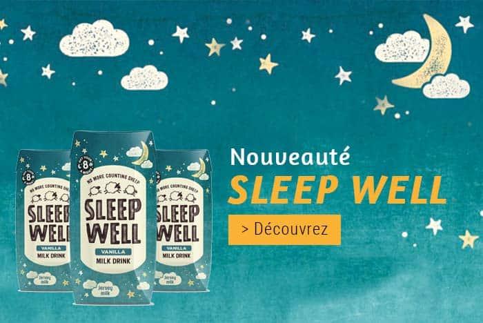 SLEEP WELL milk